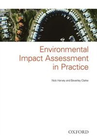 Book Environmental Impact Assessment in Practice: Procedures and Practices by Nick Harvey