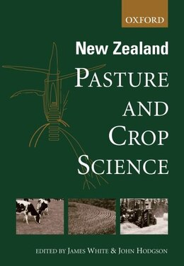 Book New Zealand Pasture And Crop Science by James White