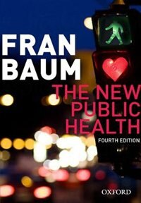 Book The New Public Health by Fran Baum