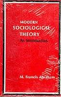 Modern Sociological Theory: An Introduction