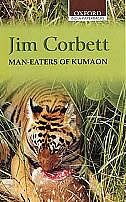 Book Man-Eaters of Kumaon by Jim Corbett