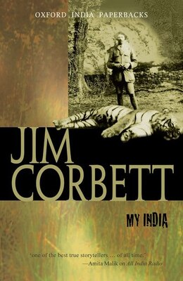 Book My India by Jim Corbett