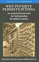 Book Why Poverty Persists in India: A Framework for Understanding the Indian Economy by Mukesh Eswaran