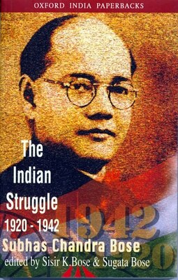 Book The Indian Struggle, 1920-1942 by Subhas Chandra Bose