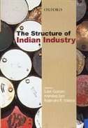 Book The Structure Of Indian Industry by Subir Gokarn