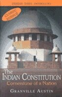 Book The Indian Constitution: Cornerstone of a Nation by Granville Austin