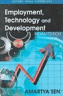 Book Employment, Technology and Development by Amartya Sen