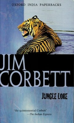 Book Jungle Lore by Jim Corbett