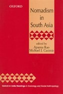 Book Nomadism in South Asia by Rao Aparna