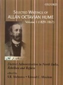 Book Selected Writings of A.O. Hume by Edward C. Moulton