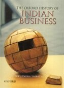 Book The Oxford History Of Indian Business by Dwijendra Tripathi