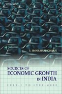 Book The Sources of Econmic Growth in India: 1950-1 to 1999-2000 by S Sivasubramonian