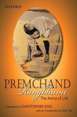 Book Rangbhumi by Munshi Premchand