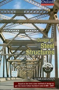 Book Design of Steel Structures by N. Subramanian