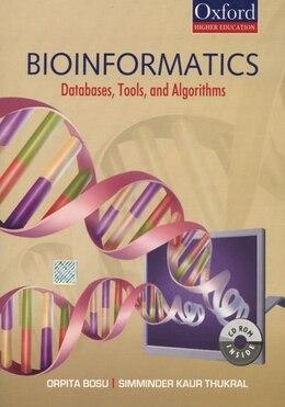 Book Bioinformatics by Orpita Bosu
