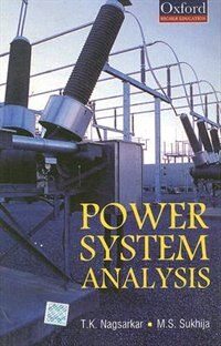 Book Power Systems Analysis by T.K. Nagsarkar