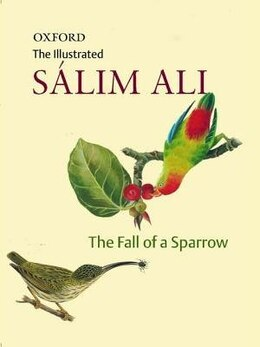 Book The Fall of a Sparrow by Salim Ali