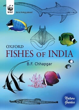 Book Fishes of India by Chhapgar