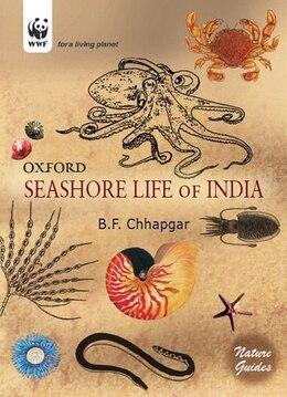 Book Seashore Life of India by B.F. Chhapgar