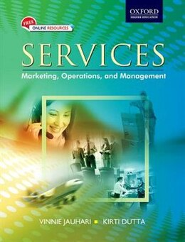 Book Services: Marketing, Operations, and Management by Vinnie Jauhari