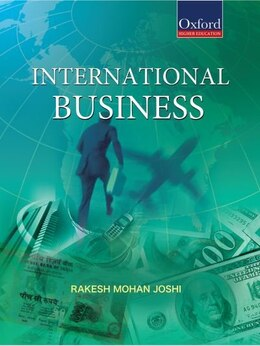 Book International Business by Rakesh Mohan Joshi