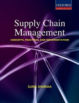 Book Supply Chain Management by Sunil Sharma