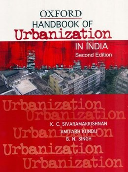 Book Handbook of Urbanization in India by Sivaramakrishnan