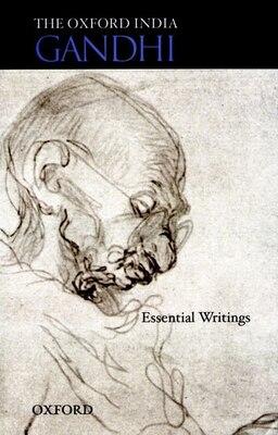 Book The [Oxford India] Gandhi by Gopalkrishna Gandhi