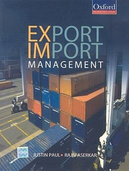 Book Export Import Management by Justin Paul