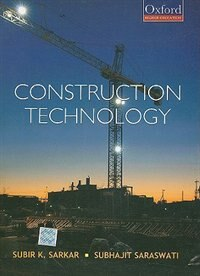 Book Construction Technology by Subir K. Sarkar
