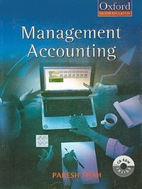 Book Management Accounting by Paresh Shah