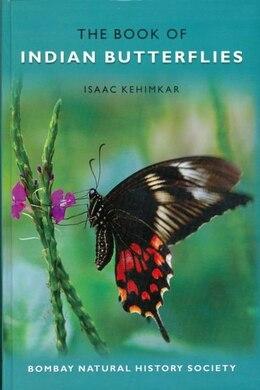 Book The Book of Indian Butterflies by Isaac Kehimkar