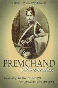 Book Sevasadan by Munshi Premchand