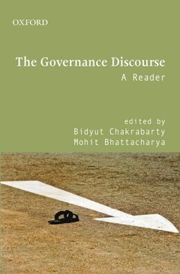 Book Governance: A Reader by Bidyut Chakrabarty