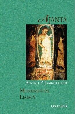 Book Ajanta by Jamkhedkar