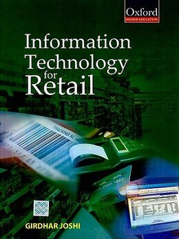 Book Information Technology for Retail by Girdhar Joshi