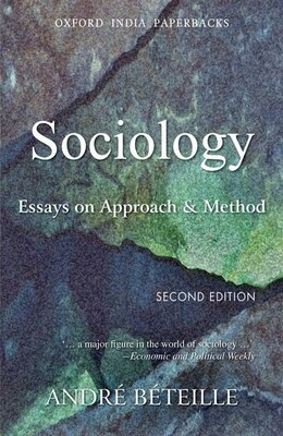 Book Sociology: Essays on Approach and Method by Andre Beteille