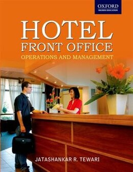 Book Hotel Front Office: Operations and Management by J. R. Tewari