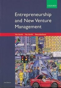 Book Entrepreneurship and New Venture Management by Isa van Aardt