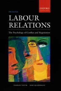 Book Labour Relations: The Psychology of Conflict and Negotiation by Charles Tustin