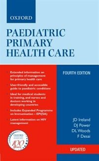 Book Paediatric Primary Health Care by J.D. Ireland