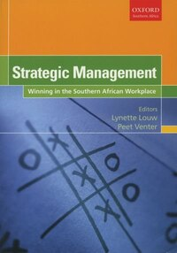 Strategic Management: Winning in the SA Workplace