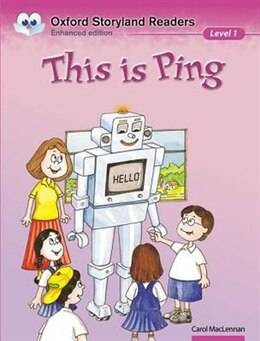 Book Oxford Storyland Readers: Level 1 This is Ping by Carol MacLennan