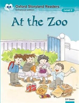 Book Oxford Storyland Readers: Level 3 At the Zoo by D.F. Green
