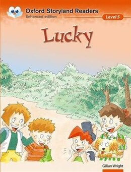 Book Oxford Storyland Readers: Level 5 Lucky by Gillian Wright