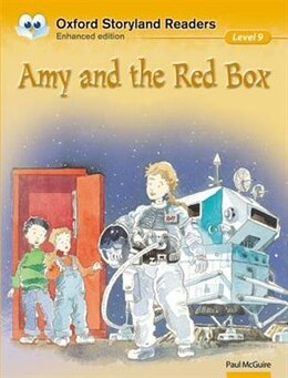 Book Oxford Storyland Readers: Level 9 Amy and the Red Box by Paul McGuire