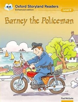 Book Oxford Storyland Readers: Level 9 Barney the Policeman by Paul McGuire