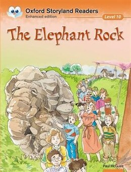 Book Oxford Storyland Readers: Level 10 The Elephant Rock by J McGuire