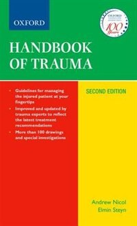 Book Handbook of Trauma for Southern Africa by Andrew Nicol