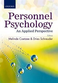 Book Personnel Psychology: An Applied Perspective by Melinde Coetzee
